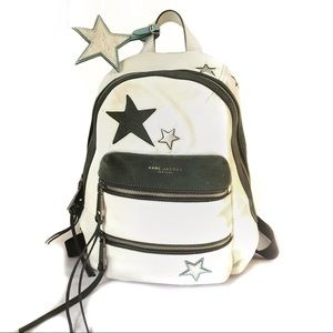 Marc Jacobs star backpack